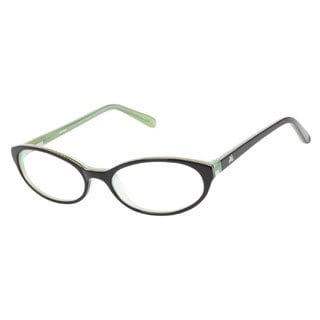 Zooventure 8006 Black Frog Prescription Eyeglasses
