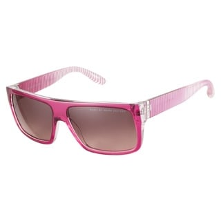 Marc by Marc Jacobs MMJ096NS 0EM DZ Fuchsia Pink 57 Sunglasses
