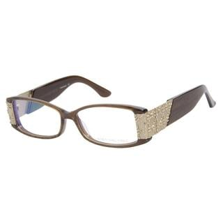 Carmen Marc Valvo Francesca Glided Mink Prescription Eyeglasses