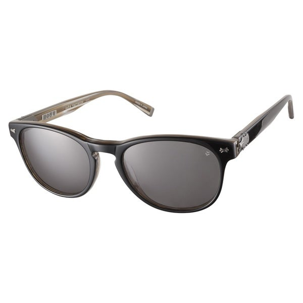 John Varvatos V774 Black 51 Sunglasses