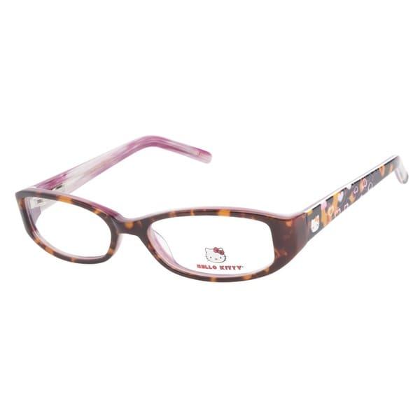 Hello Kitty HK231 1 Demi Prescription Eyeglasses