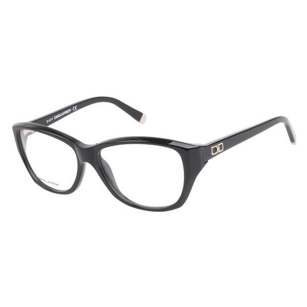 DSquared2 DQ5061 001 Black Prescription Eyeglasses