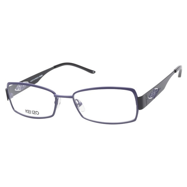 Kenzo 2143 C02 Purple Prescription Eyeglasses - 15897726 ...