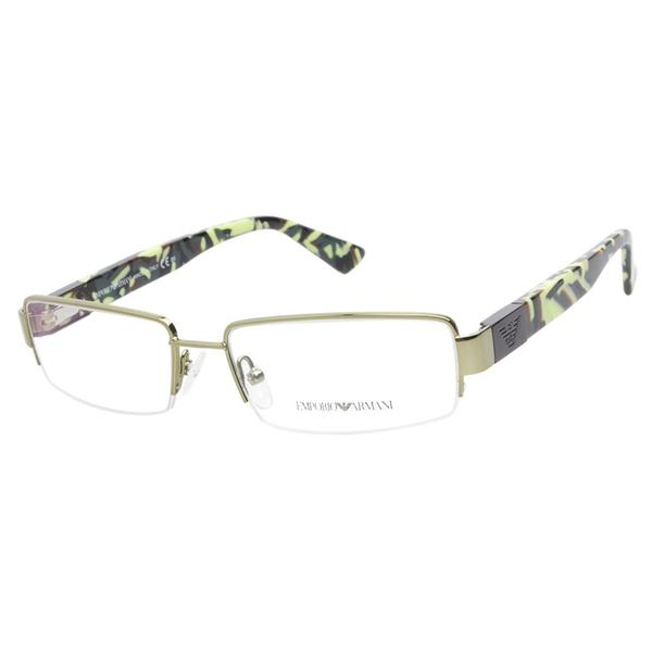 Emporio Armani 9595 CSY Military Green Prescription Eyeglasses