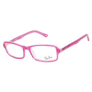 Ray-Ban RB5191 2409 Top Fuchsia on Pink Prescription Eyeglasses