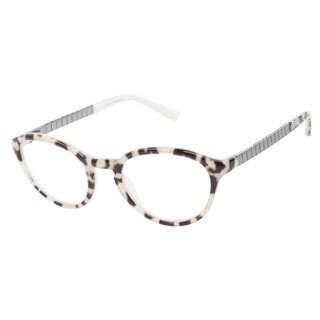 Kam Dhillon 3046 Leopard Prescription Eyeglasses