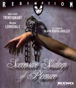 Successive Slidings of Pleasure (Blu-ray Disc)