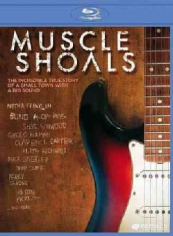 Muscle Shoals (Blu-ray Disc)