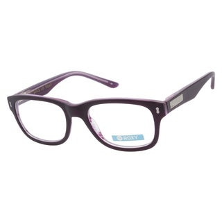 Roxy RO3530 418 Purple Transparent Prescription Eyeglasses