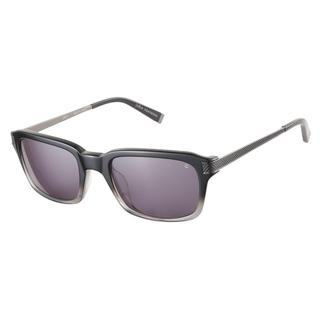 John Varvatos V781 UF Black Gradient 52 Sunglasses