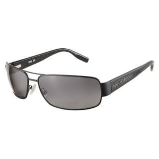 Hugo Boss 0493PS 10G WJ Matte Black Polarized 64 Sunglasses