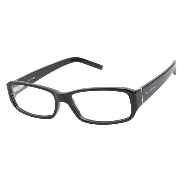 R. Hardy 9029 Black Prescription Eyeglasses
