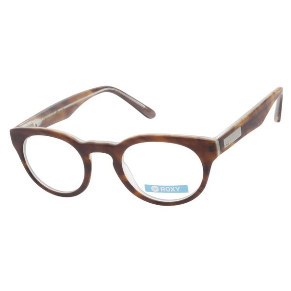 Roxy RO3540 407 Brown Transparent Prescription Eyeglasses