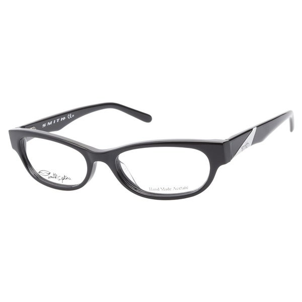 Smith Optics Accolade 807 Black Prescription Eyeglasses