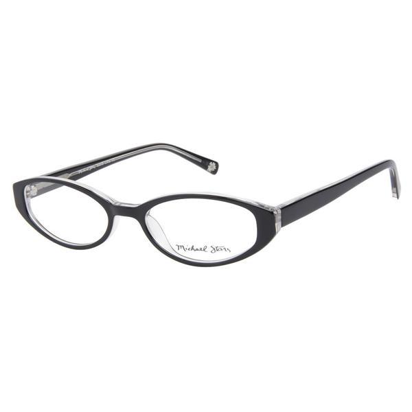 Michael Stars Boho Chic Black Ice Prescription Eyeglasses