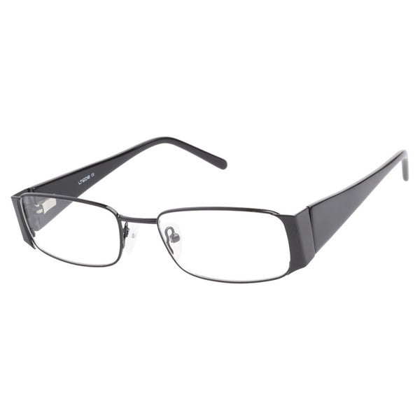 Ltede 1709 Black Prescription Eyeglasses