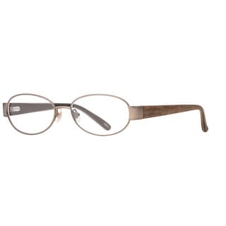 Carmen Marc Valvo Pauletta Mink Prescription Eyeglasses