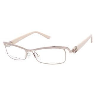 Balenciaga BAL0040 A0C Red Gold Powder Prescription Eyeglasses