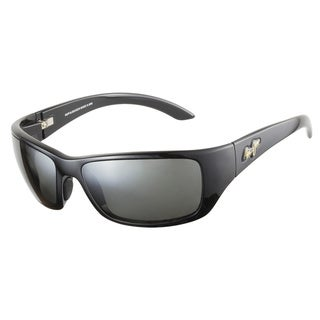 Maui Jim Canoes 208 02 Gloss Black 65 Sunglasses
