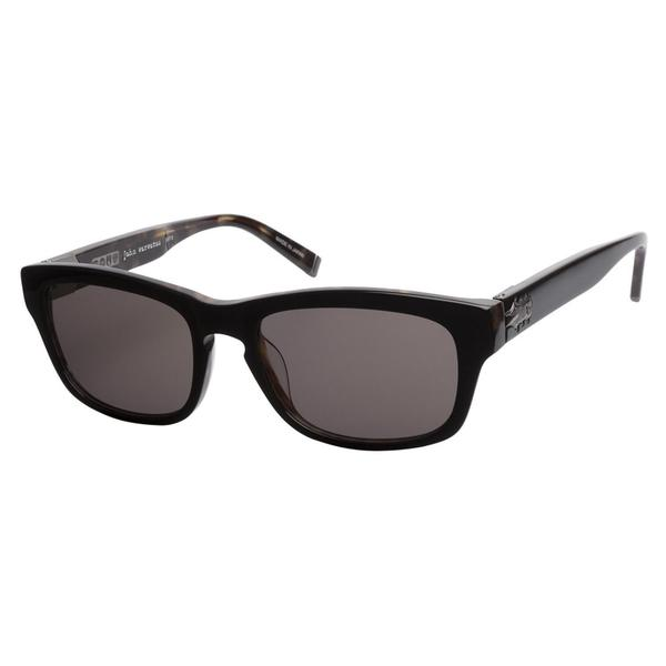 John Varvatos V784 UF Black Tort 54 Sunglasses
