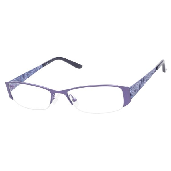 Love L729 Violet Prescription Eyeglasses