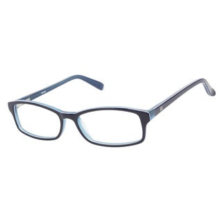 Zooventure 8001 Blue Gummy Prescription Eyeglasses