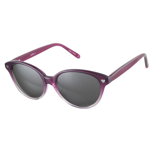 Love Sun L742 Passion Fruit Fade Sunglasses
