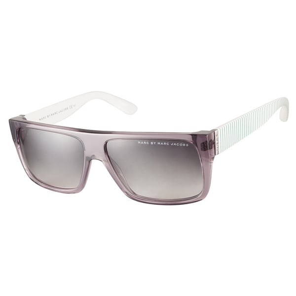 Marc by Marc Jacobs MJ096NS V0S BD Violet White Sunglasses