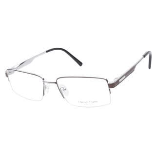 Ltede 1098 Brown Silver Prescription Eyeglasses
