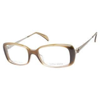 Giorgio Armani GA812 U7O Beige Gold Prescription Eyeglasses