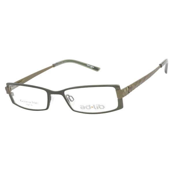 Ad Lib AB3204 GN Green Prescription Eyeglasses