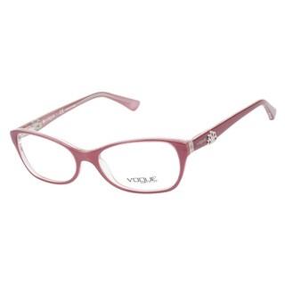 Vogue VO2737 2008 Red Pearl Pink Prescription Eyeglasses