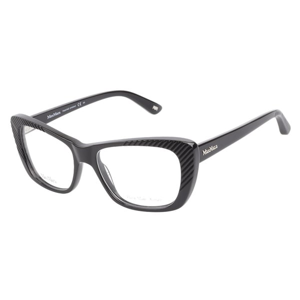 MaxMara MM1154 807 Black Prescription Eyeglasses