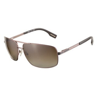 Hugo Boss 0424PS SIG M4 Opaque Brown Polarized 64 Sunglasses