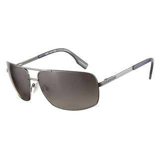Hugo Boss 0424PS KJI WJ Dark Ruthenium Polarized 64 Sunglasses