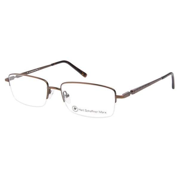 Hart Schaffner Marx HSM821 Brushed Copper Prescription Eyeglasses