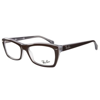 Ray-Ban RB5255 5076 Brown Blue Prescription Eyeglasses