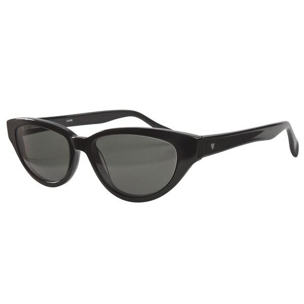 Love Sun L748 Black Sunglasses
