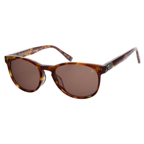 John Varvatos V774 AF Tortoise 51 Sunglasses
