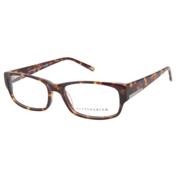 Cutter & Buck Willow Tortoise Prescription Eyeglasses