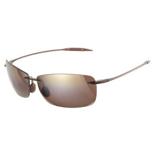 Maui Jim Lighthouse H423 26 Rootbeer 65 Sunglasses
