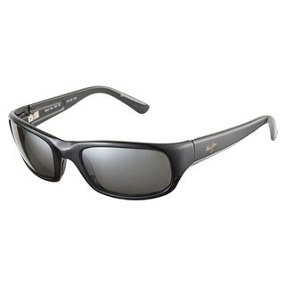 Maui Jim Stingray 103 02 Gloss Black 55 Sunglasses