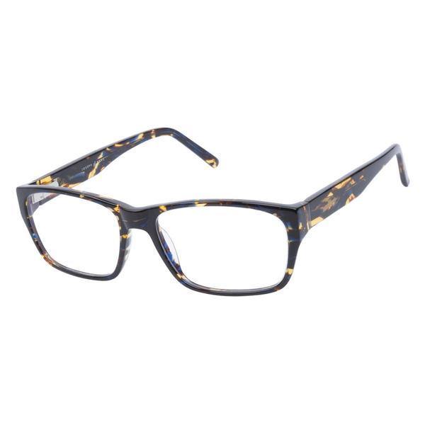 Joseph Marc 4080 Brown Navy Prescription Eyeglasses