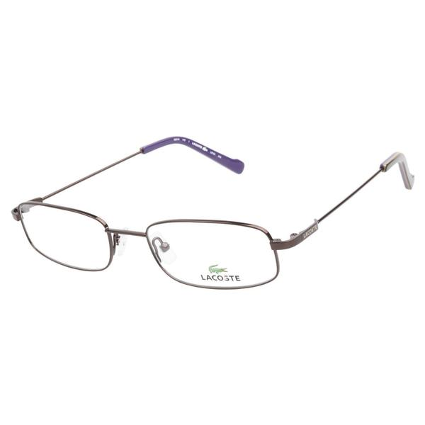 Lacoste L2124 210 Brown Prescription Eyeglasses
