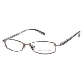 Jones New York 400 Gunmetal Prescription Eyeglasses