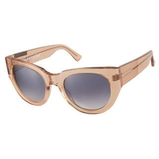 Raen Volant Crystal Rose 52 Sunglasses