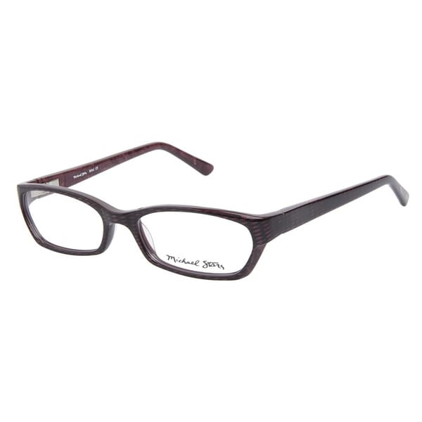 Michael Stars Mist Grape Prescription Eyeglasses
