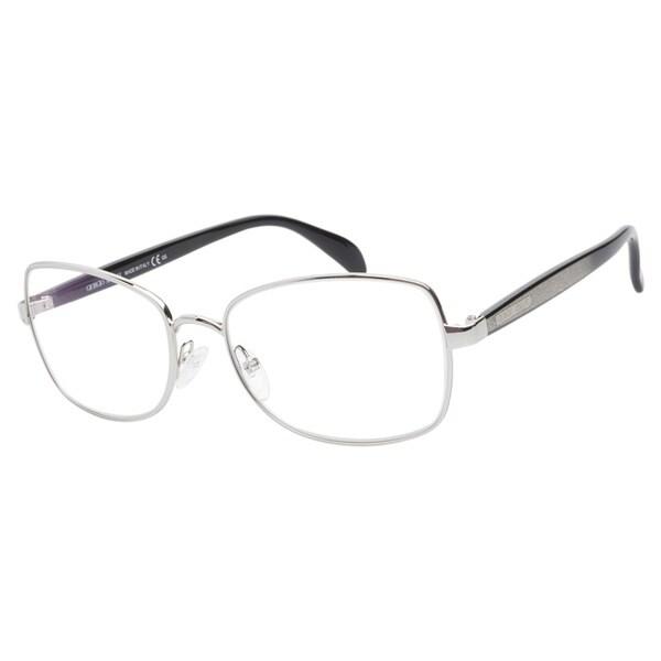 Giorgio Armani GA869 O3N Palladium Crystal Black Prescription Eyeglasses