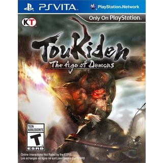 PS Vita - Toukiden: The Age of Demons