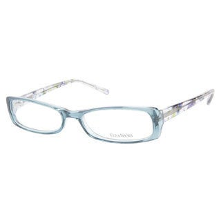 Vera Wang V050 Aqua Prescription Eyeglasses